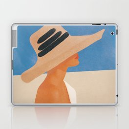 Summer Hat Laptop & iPad Skin