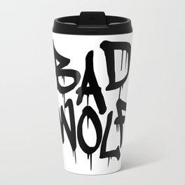 Bad Wolf Travel Mug