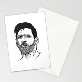 Messi 10 Stationery Cards