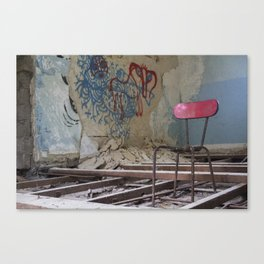 School's Out Forever Canvas Print