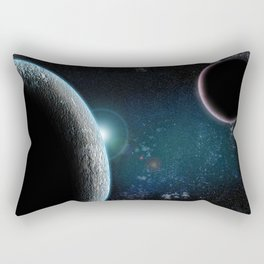 Planet X2 Rectangular Pillow