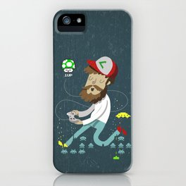 Hipster nº5: Freak iPhone Case
