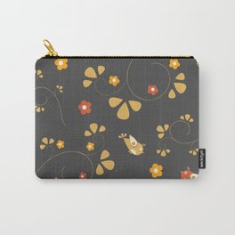 Seamless Bird Pattern. Modern Style. Carry-All Pouch