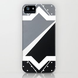 London - star graphic iPhone Case