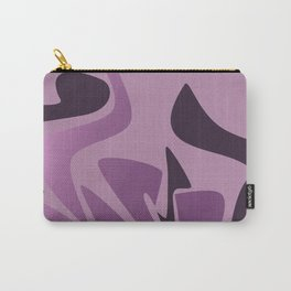Violet Riot Carry-All Pouch