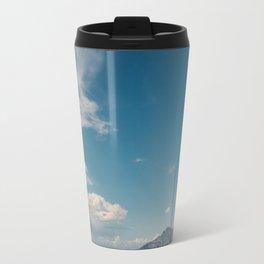 Bonneville Salt Flats Utah USA Travel Mug