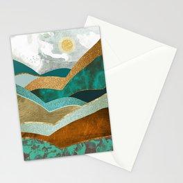 Golden Hills Stationery Cards