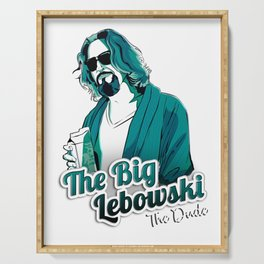 The Big Lebowski, The Dude Serving Tray