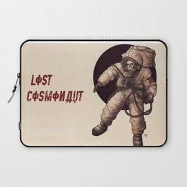 Lost Cosmonaut Laptop Sleeve