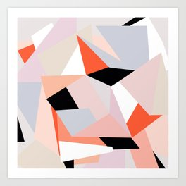 Abstract 42 Art Print