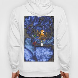 Kettle of Fish (No Text) Hoody