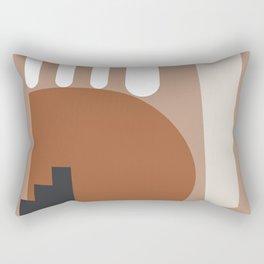 Shape study #10 - Stackable Collection Rectangular Pillow