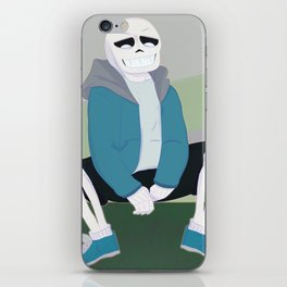 He Knows What You've Done... iPhone Skin