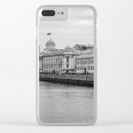 Old Saint Petersburg Clear iPhone Case