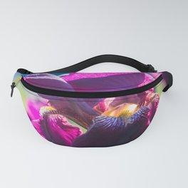 Irises Fanny Pack