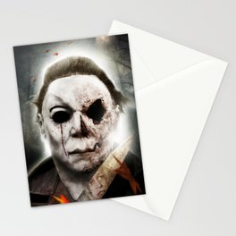 Michael Myers Stationery Cards
