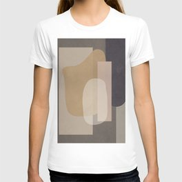 Abstract Geometric Art 51 T-shirt