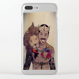 Prince Of Zemunda Clear iPhone Case
