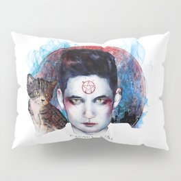High Warlock of Brooklyn Pillow Sham