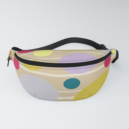STRIPES & DOTS 4-2018 Fanny Pack
