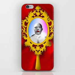 'Mirror mirror' iPhone Skin