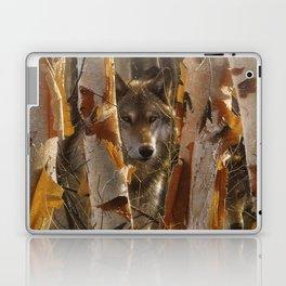 Wolf - The Guardian Laptop & iPad Skin