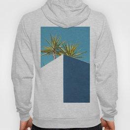 Cactus blue white Hoody