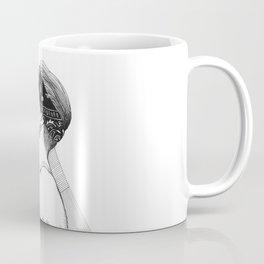 Beard Man - Thug Life Coffee Mug