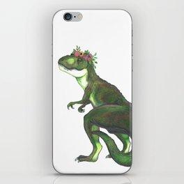 Pretty T-Rex iPhone Skin