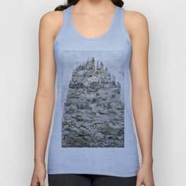 wall and tree Unisex Tank Top