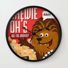 Chewy ohs Wall Clock