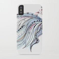 ocean blue Slim Case iPhone X