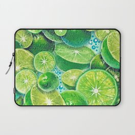 Lime Time Laptop Sleeve