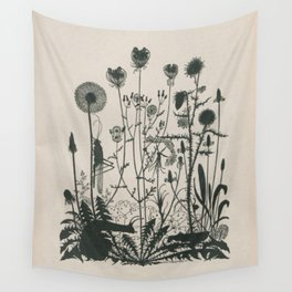 Nouveau Nature Wall Tapestry