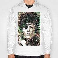 bowie Hoodies featuring BOWIE by Vonis