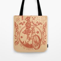 old school Tote Bags featuring Old school by Tshirt-Factory