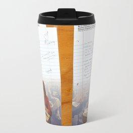 I've Learned; [Dear Capitalist Scum] Travel Mug