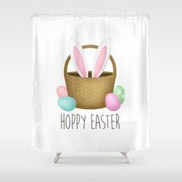 Hoppy Easter Shower Curtain