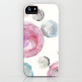 Sydney-Smith circles iPhone Case