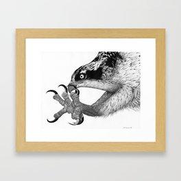 Committed Framed Art Print