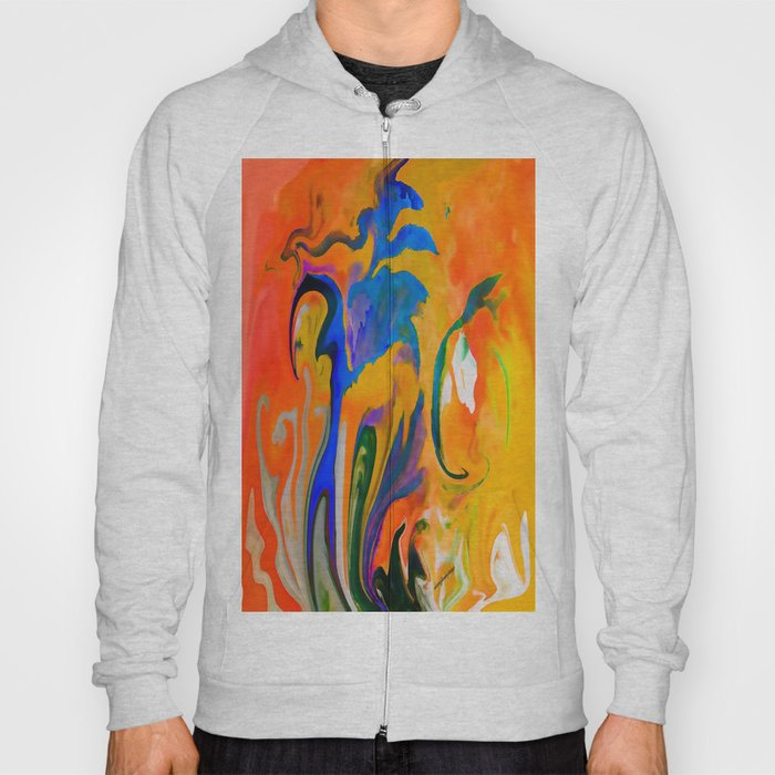 A TIME AND A PLACE FOR EVERYTHING ...ABSTRACT Hoody