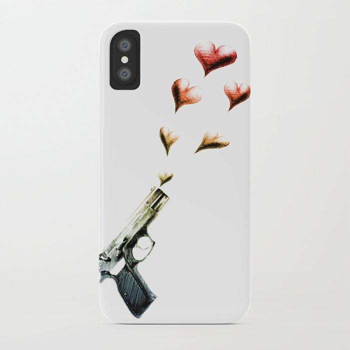 My Love Gun in Color iPhone Case