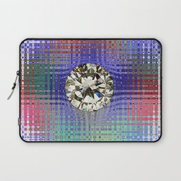 Diamond in Multi-Coulors Laptop Sleeve