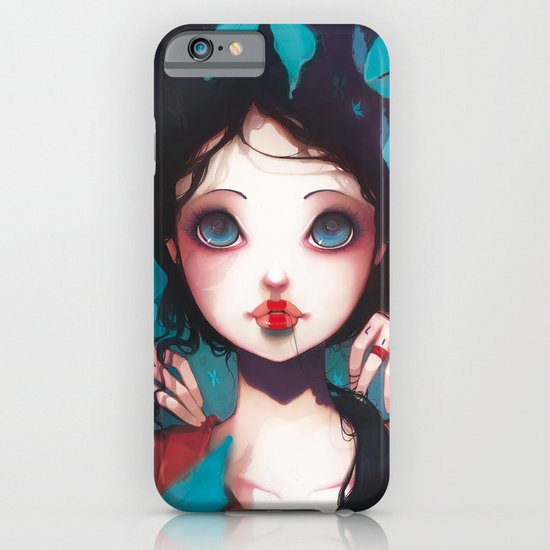 Nachtfalter iPhone & iPod Case