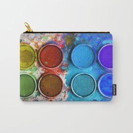 Paintbox Palette Carry-All Pouch