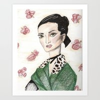 bentley Art Print