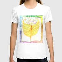 angel wings T-shirts featuring Angel Wings  by ChristiaSoulArt