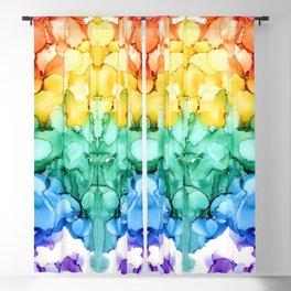 Rainbow Connection Blackout Curtain