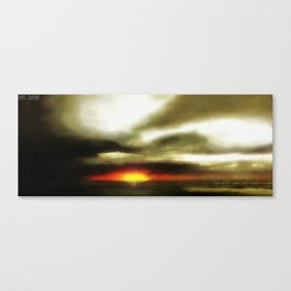 Foreboding Hope Canvas Print