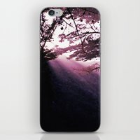 big sur iPhone & iPod Skins featuring Big Sur by Kelley Bennett